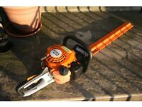 Stihl HS45 petrol hedge trimmer