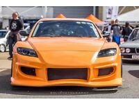 Mazda RX8 - one of a kind