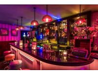 Bartenders wanted for high volume pub/bar group!