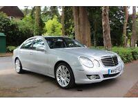 Mercedes E280 CDi Sport, 7 speed auto, Xenon, full leather