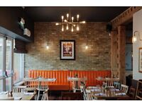 Sous Chef Required - The Florence SE24