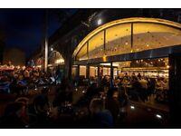 Kitchen Porter - Paradise Garage Restaurant - Bethnal Green