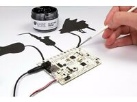TOUCH BOARD Bare Conductive Sensing Board, Arduino Compatible + 50ml Electric Paint