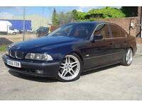 BMW 540i GOOD HISTORY+RARE CAR