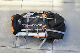 Backpack 80l trekking backpack Loop Utah like new
