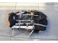 Backpack 80l trekking backpack Loop Utah like new