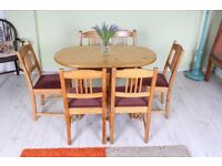 DELIVERY OPTIONS - 36 PINE CHAIRS (£10 each) & 16 PINE TABLES (£35 each) CAFE RESTAURANT BAR