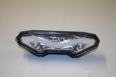 LIGHT LED INDICATORS INTEGRATED <em>YAMAHA</em> MT09 AND TRACER MT10 MT 10 CLEA