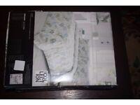 Pale green Nevara bedding set £20