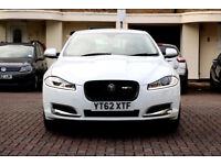 2012 JAGUAR XF 2.2D LUXURY -- Diesel -- Automatic -- Part Exchange Welcome -- Drives Good