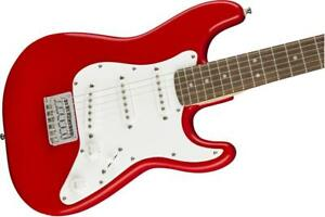 Mini Strat®, Laurel Fingerboard, Torino Red *neuve  0370121558  Squier
