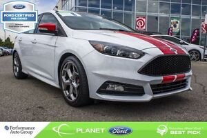 2015 Ford Focus ST - FORD CERTIFIED LOW RATES & EXTRA WARRANTY