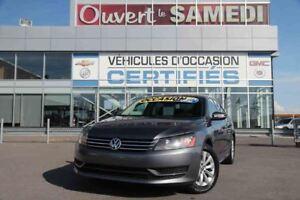 2012 Volkswagen Passat TRENDLINE+ 245$/MOIS, 0$ COMPTANT