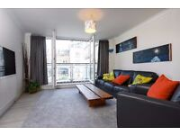 Yew House - A spacious two double bedroom two bathroom apartment with balcony in gated development