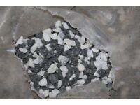 Decorative garden stone