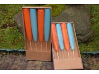 Citronella Candle Flares (new) ideal for BBQs, Garden Parties etc