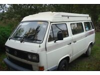 Much loved Campervan.
