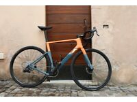 3T EXPLORO RACE - frame only - size 56 - like new/one month old
