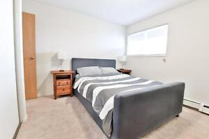 Top floor, like-new 2 bedroom! On-site fitness, in-suite laundry