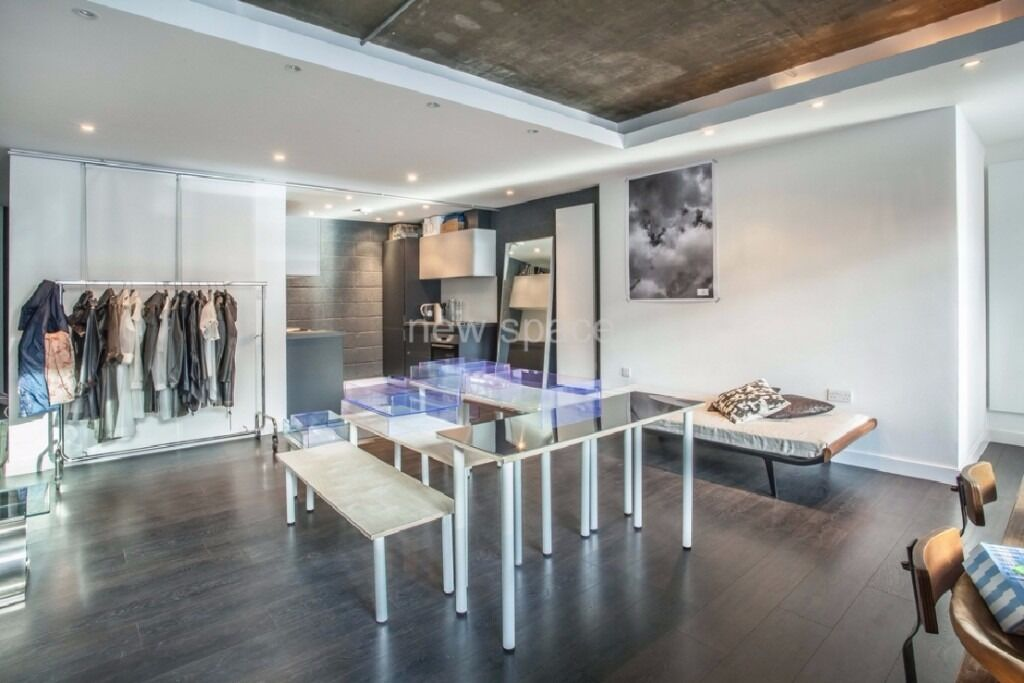 MASSIVE 1000SQFT HIGH SPEC WAREHOUSE STYLE FLAT IN HEART OF HAGGERSTON!! MUST VIEW!!