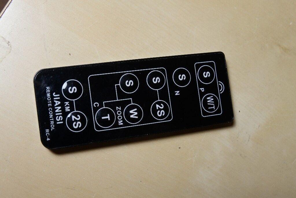 Wireless Remote Trigger for Nikon Digital Cameras