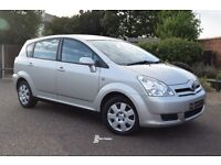 2007 [07] Toyota Corolla Verso VVt-i T2 | 7 SEATS | LONG MOT | 6 MONTH WARRANTY | CARDS ACCEPTED