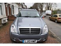 Ssangyong Rexton 4x4 FOR SALE