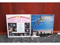 Jerry Lee Lewis Double LPs