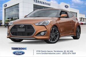 2016 Hyundai Veloster Turbo w/Orange Colour Pack