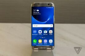 Samsung Galaxy S7 Edge 32GB Unlocked + Warranty
