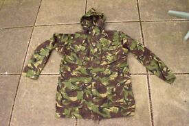 British Army MK2 Windproof Commando / UKSF Smock - in XL - Super Grade Condition