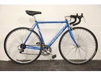 """Classic CLAUD BUTLER Racing Road Bike - Restored 00s Vintage - 22.5"""" Frame - New Parts"""