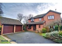 Stunning 5-bed detached house for sale in Denmead, Waterlooville, PO7