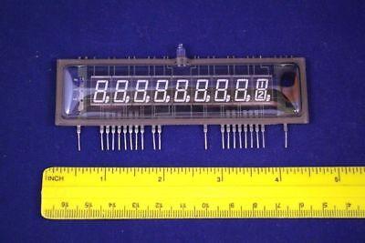 Fip9b10 Nec Nixie Era 7-segm 9-digit Calculatorclock Rare Vfd Display Tube New