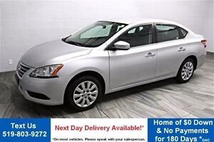 2014 Nissan Sentra 1.8S  POWER PACKAGE! CRUISE CONTROL! AUTOMATI