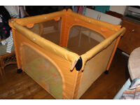 Used Chicco Playpen