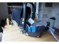 Britax Baby-Safe Plus SHR II Infant Carrier inc. ISOFIX base