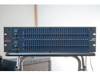 DBX 1231 Dual Channel 31-Band Equalizer (2 AVAILABLE) - Excellent condition!