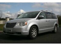 2008 Chrysler Grand Voyager Limited Auto