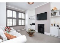 A beautiful maisonette boasting three double bedrooms and a garden, situated on Boundary Road.