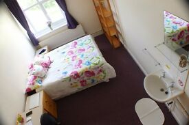 Student Rooms from £72 pw INCLUDING bills: Friendly Halls of Residence on Hull Road