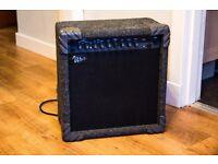 Wave guitar amp