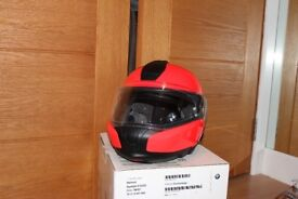 BMW MOTOR BIKE HELMETS AS NEW