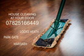 House & Deep Domestic Cleaning near Locks Heath