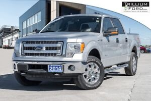2014 Ford F-150 Crew Cab XLT/XTR Package Located in Alliston