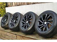 "Genuine Land Rover Discovery Sport 18"" Alloy Wheels LR073533 Range Evoque"