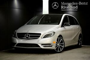 2014 Mercedes-Benz B-Class Sports Tourer, Xenon, Toit ouvrant