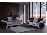 Camden sofa 3&2 seater set brand new