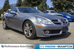 2009 Mercedes-Benz SLK-Class 350.. LEATHER. HTD SEATS. BLUETOOTH
