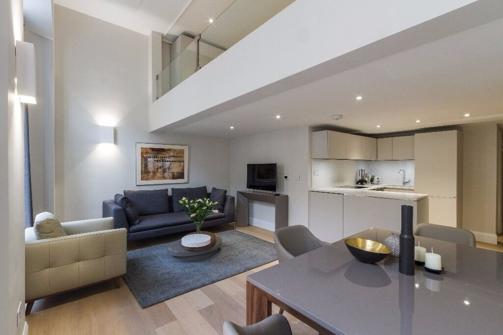 AMAZING MEZZANINE 1 BEDROOM FLAT~COUPLE WELCOME~BRAND NEW FLAT~GYM ...
